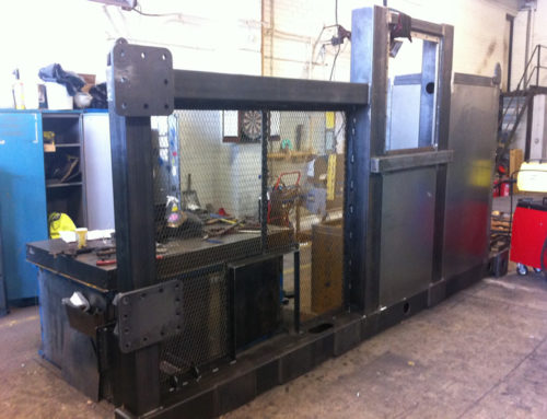 Coiler Machine Enclosure